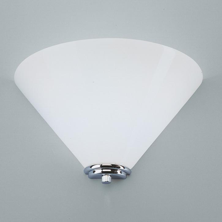 Wandlampe A43 in Chrom