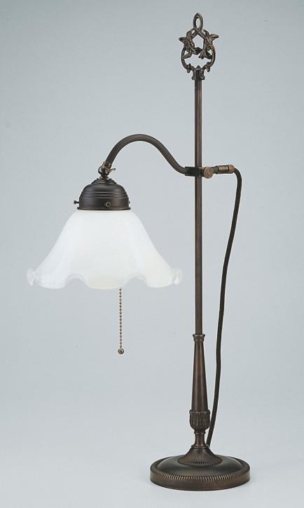 Schreibtischlampe G1 in Antik