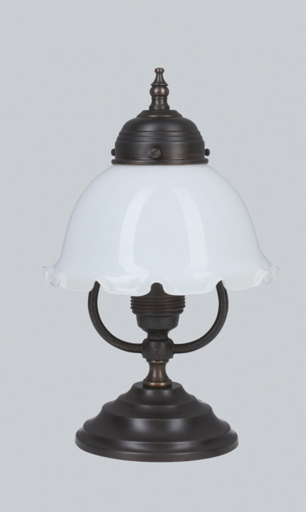 Nachttischlampe V20 in Antik