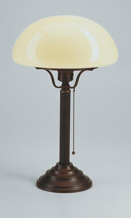 Tischlampe Pilz Z1 in Antik