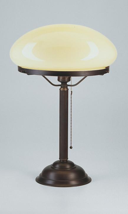 Tischlampe Pilz Z3 in Antik