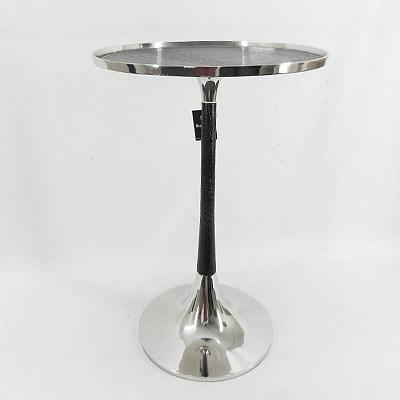 Vintage kleiner Tisch 63cm Eisentisch Wohnzimmertisch Beistelltisch