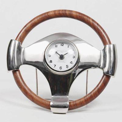 Tisch Uhr Lenker Retro 26x5x26