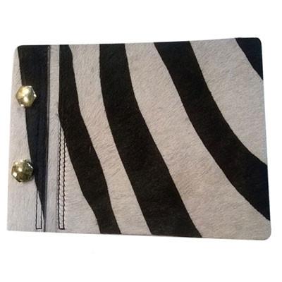 Notizblock Zebra