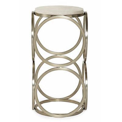 Tisch Stuhlassistent Beistelltisch Edelstahltisch 33x33x66cm