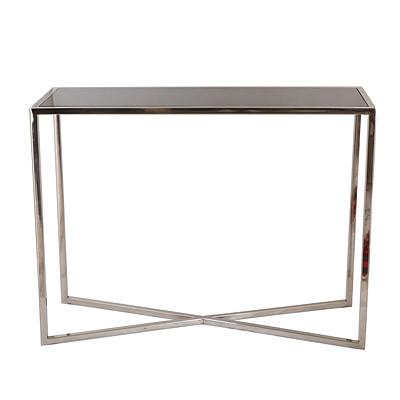 Tisch Stuhlassistent Edelstahltisch kleiner Tisch Beistelltisch 100x35x75cm