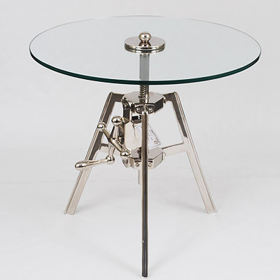 Tisch modern Glastisch Messingtisch Edelstahltisch Wohnzimmertisch Beistelltisch