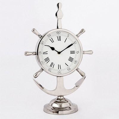 Tisch Uhr Anker