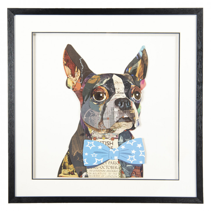 Bild Hund 60x3x60 cm