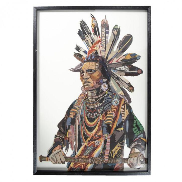 Gemälde 100x4x145 cm