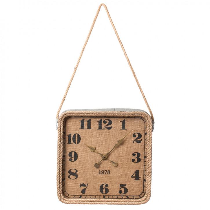 Uhr 54x8x54 cm / 1xAA
