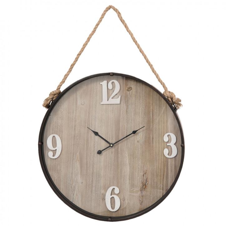 Uhr Ø 60x7 cm / 1xAA