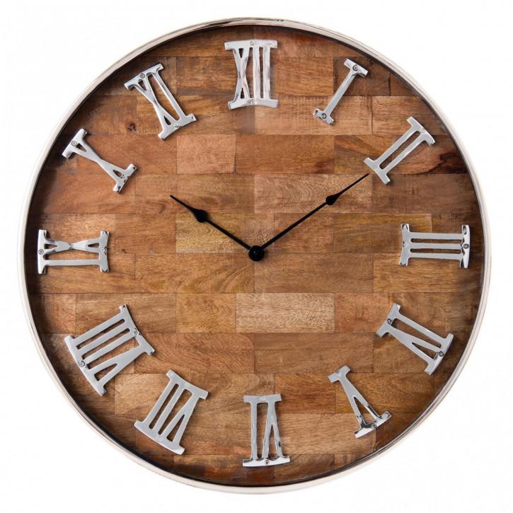 Uhr Ø 60x5 cm / 1xAA