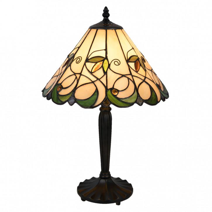 Tiffany Tischlampe komplett 31x31x46 cm
