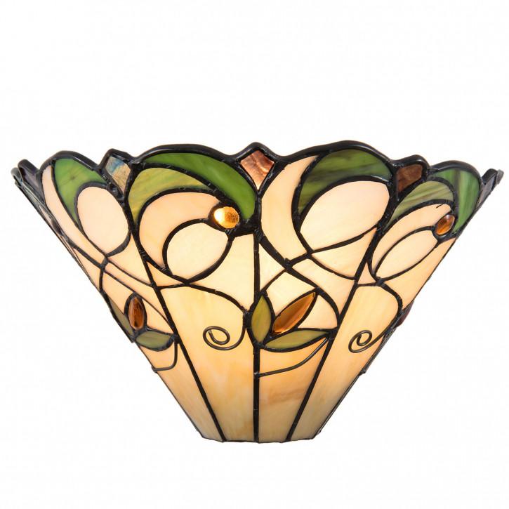 Tiffany Wandlampe 30x15x16 cm