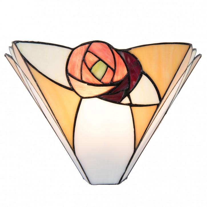 Tiffany Wandlampe 30x15x19 cm