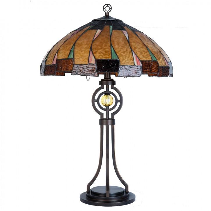 Stehlampe Tiffany-Stil ca. 50 cm