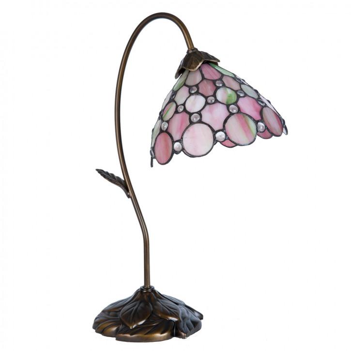 Stehlampe Tiffany-Stil ca. 53 x 48 cm