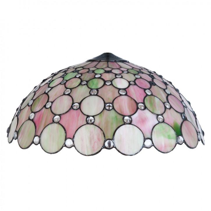 Lampenschirm Tiffany-Stil ca. Ø 50 cm