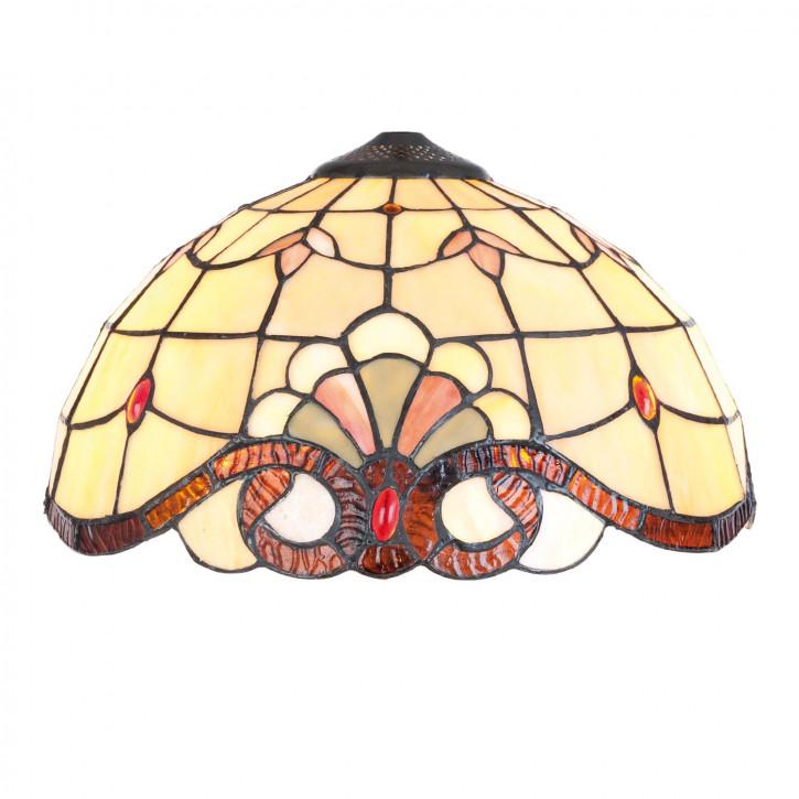 Lampenschirm Tiffany-Stil ca. Ø 35 cm