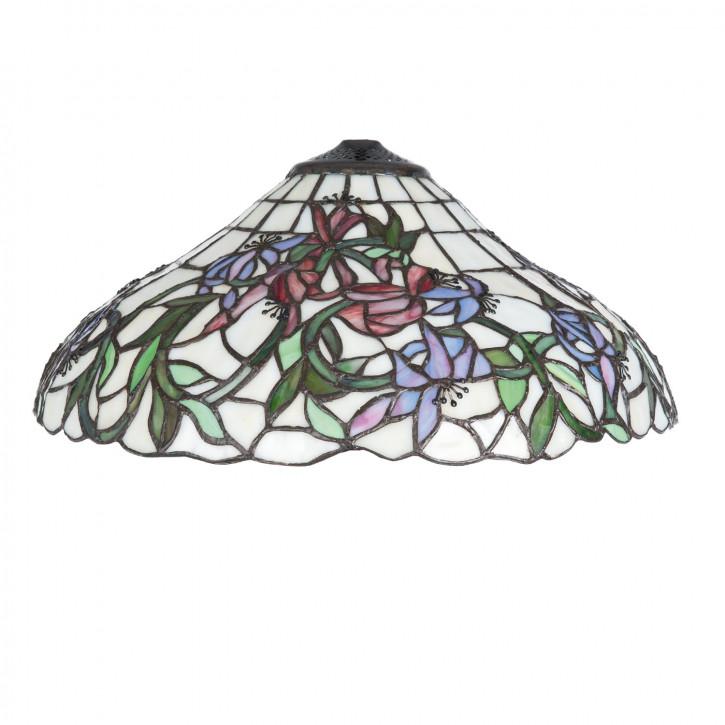 Lampenschirm Tiffany-Stil ca. Ø 40 cm