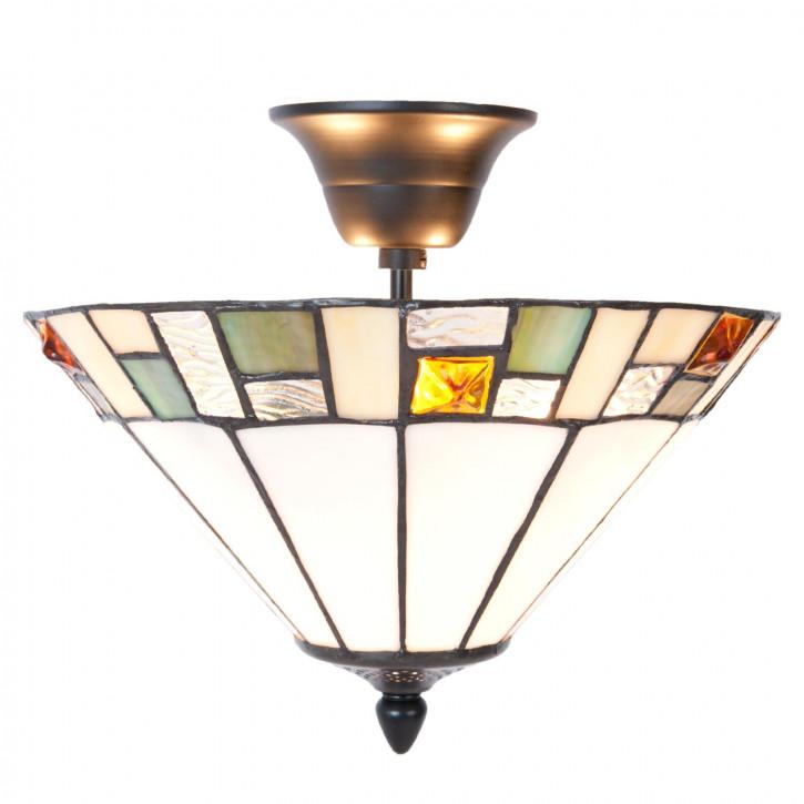 Tiffany Deckenlampe Riga Ø 30x24 cm