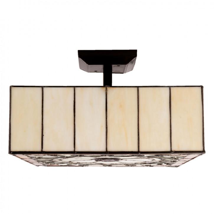 Tiffany Deckenlampe Monaco 50x50 cm