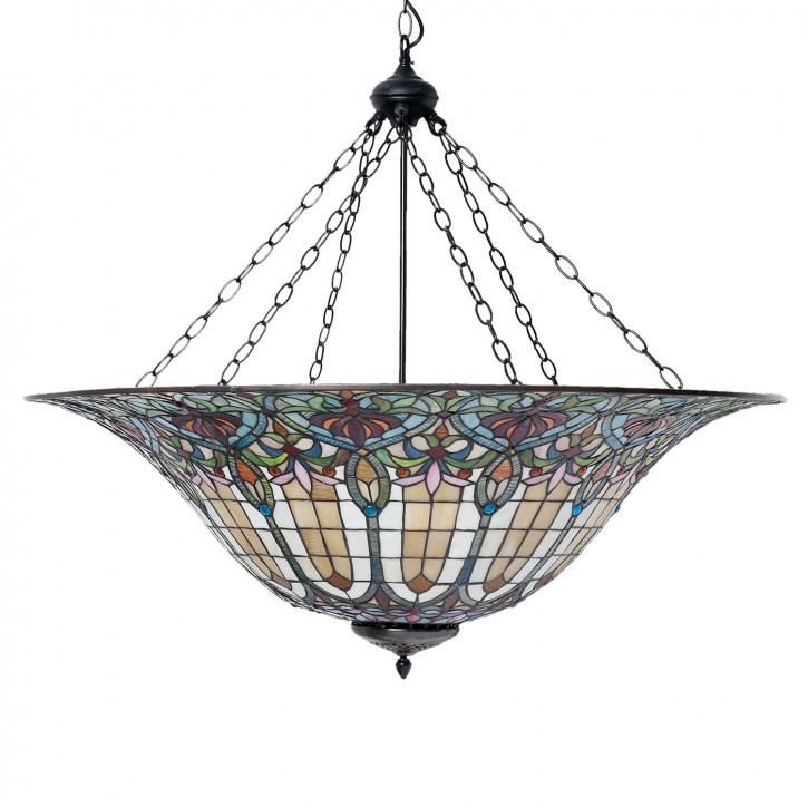 Tiffany Deckenlampe Groß Ø 96 cm