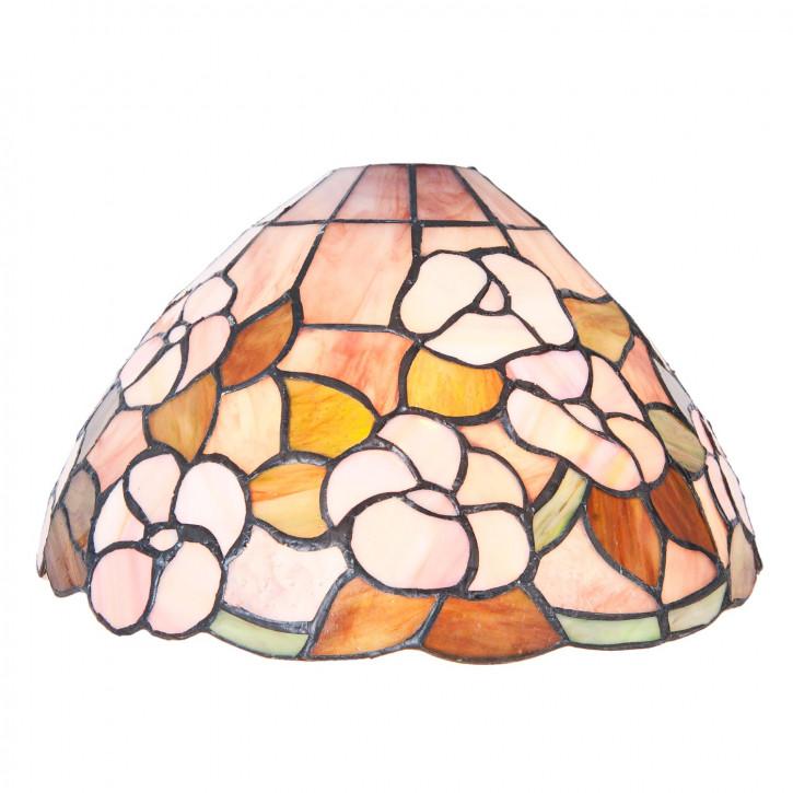 Tiffany Wandlampe Sierre Ø 19x30 cm