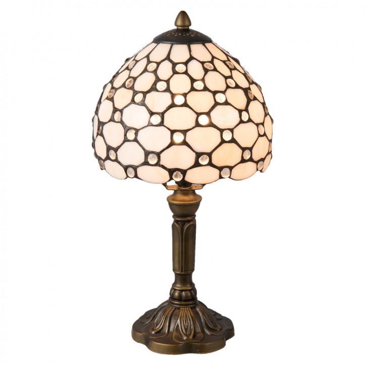 Tischlampe Tiffany Ø 20x38 cm E14/max 1x40W