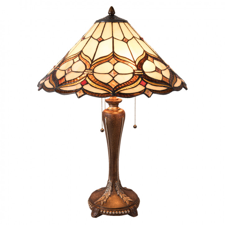 Tiffany Tischlampe Ø 47x63 cm