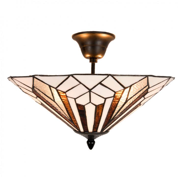 Tiffany Deckenlampe Ø 40x28 cm