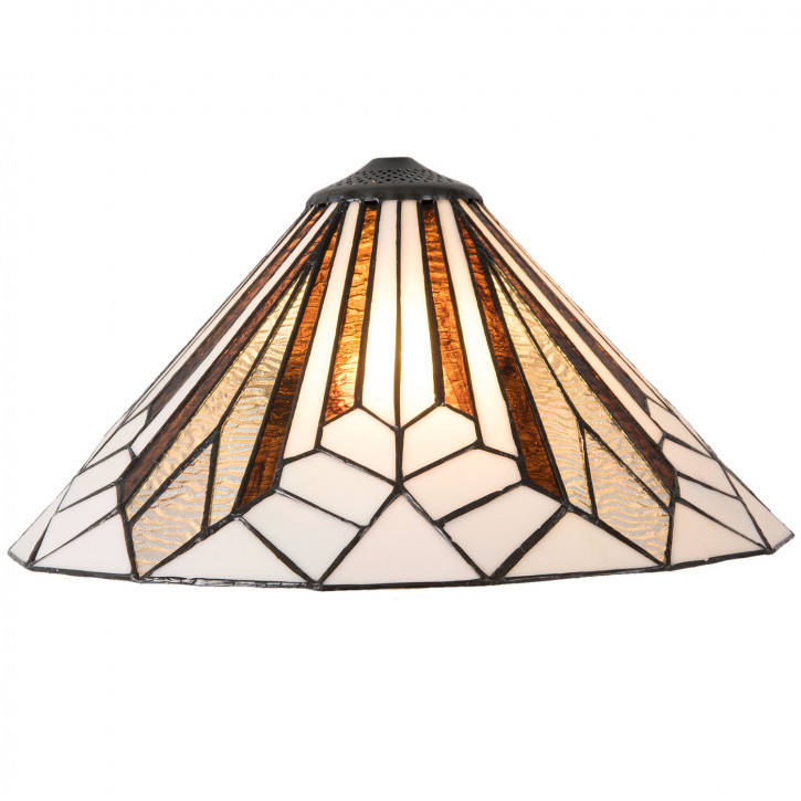 Lampenschirm Tiffany Ø 40x20 cm