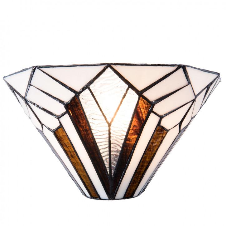 Tiffany Wandlampe Granada 30x18x30 cm E14/40W