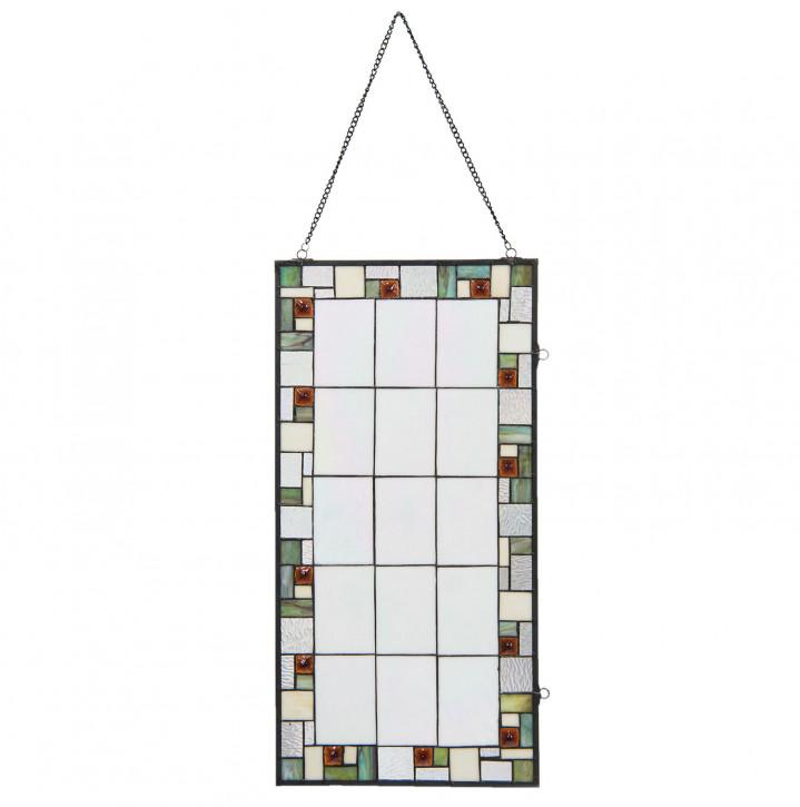 Tiffany Fenster Lourdes 40x80 cm