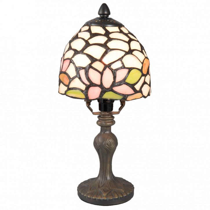 Tischlampe Tiffany Ø 14x29 cm E14/max 1x25W