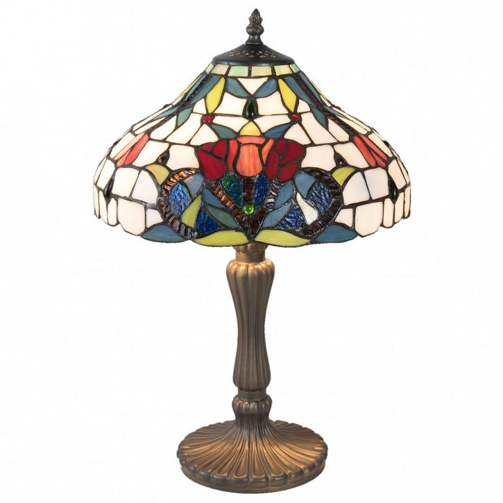 Tischlampe Tiffany Ø 31x46 cm E14/max 2x40W