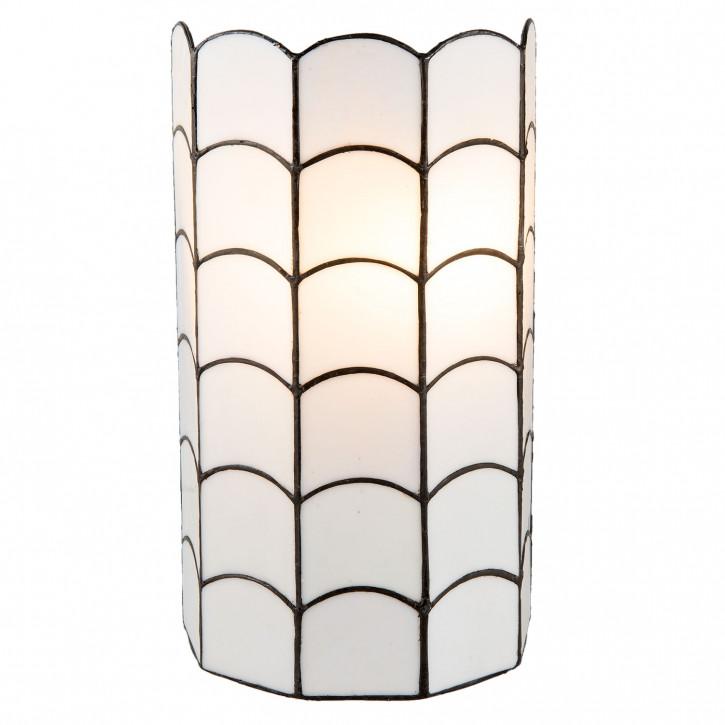 Wandlampe Tiffany 19x11x35 cm E14/max 2x40W