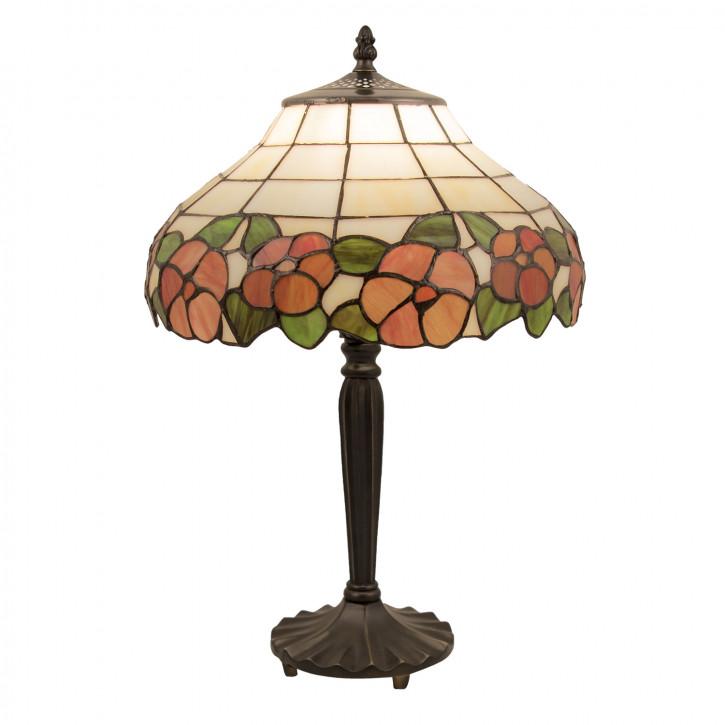 Tischlampe Tiffany Ø 32x46 cm E27/max 1x60W