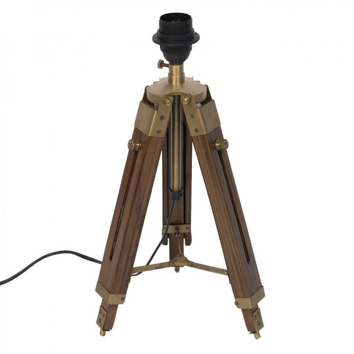 Tischlampe H65 cm E27/max 1x60W