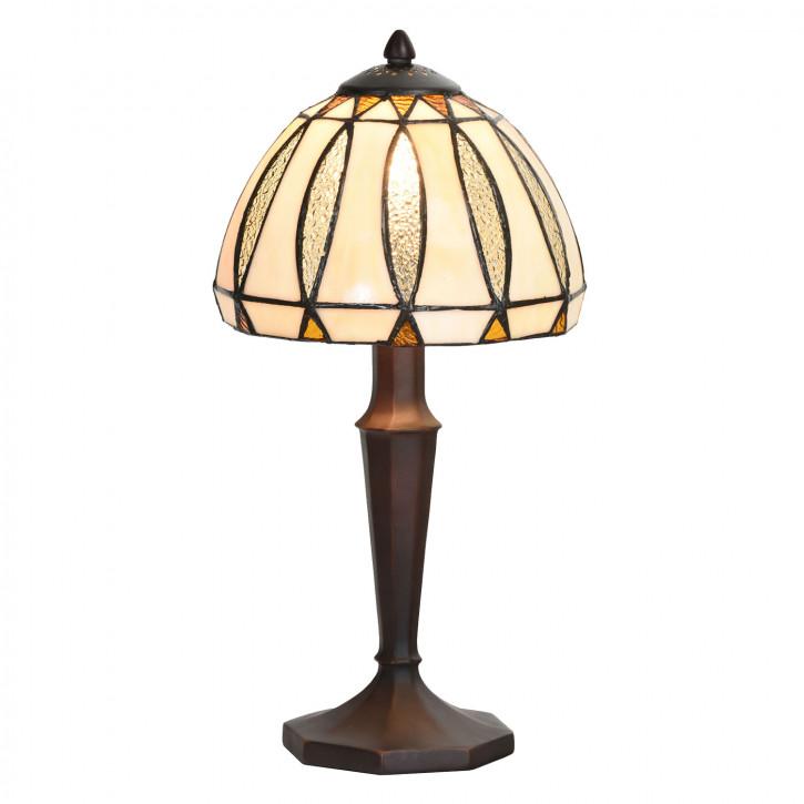 Tischlampe Tiffany Ø 19x40 cm E14/max 1x40W