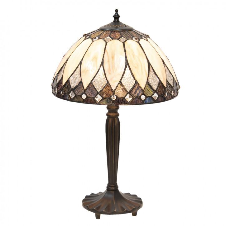 Tischlampe Tiffany Ø 30x46 cm E27/max 1x60W