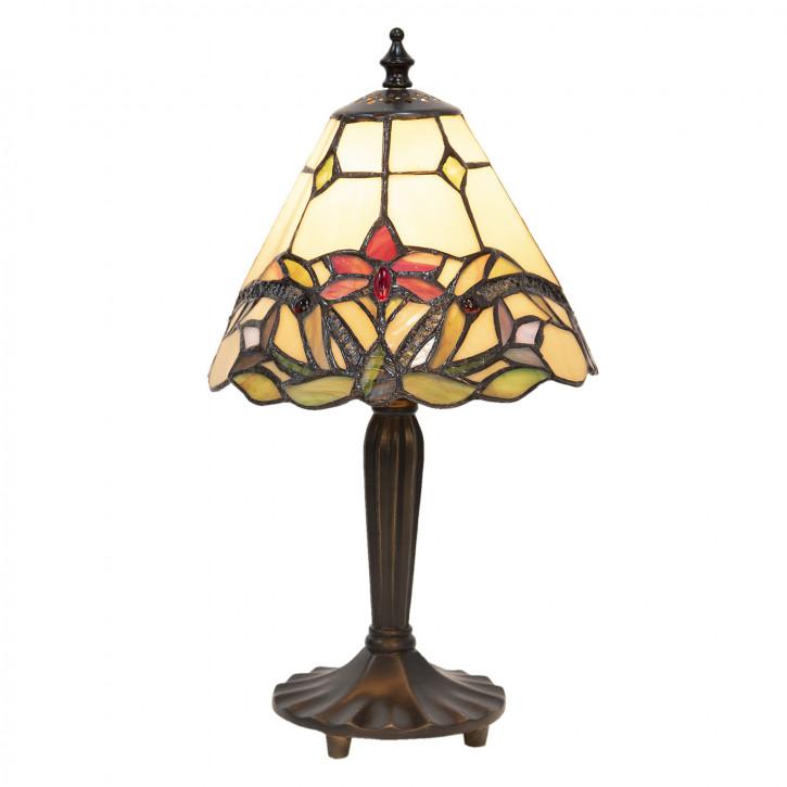 Tischlampe Tiffany Ø 20x36 cm E14/max 1x40W