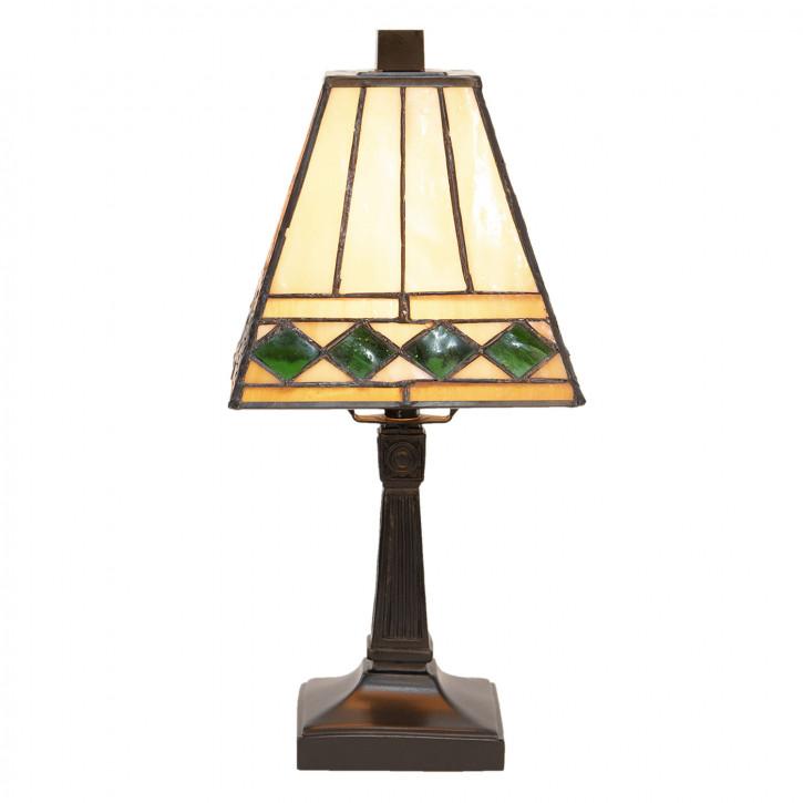 Tischlampe Tiffany 20x20x30 cm E14/max 1x40W