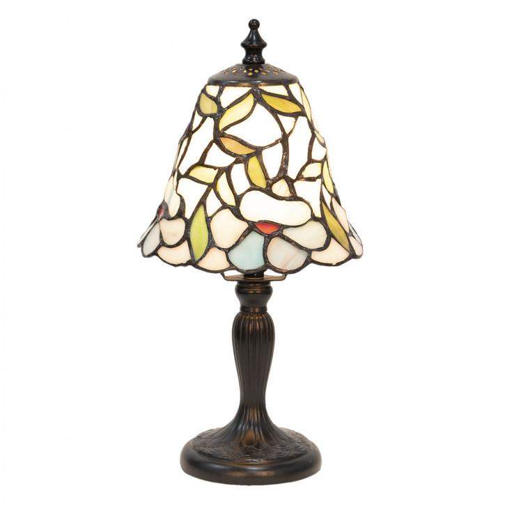 Tischlampe Tiffany Ø 16x31 cm E14/max 1x40W