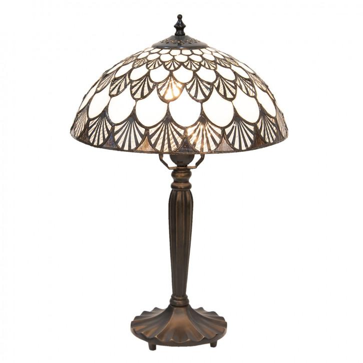 Tischlampe Tiffany Ø 31x46 cm E27/max 1x60W