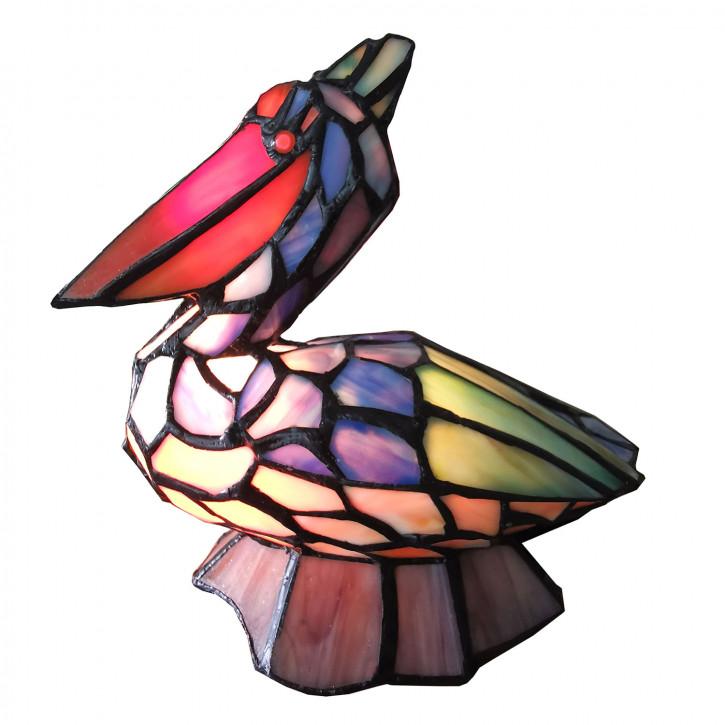 Tischlampe Tiffany 24x19x31 cm E14/max 1x25W