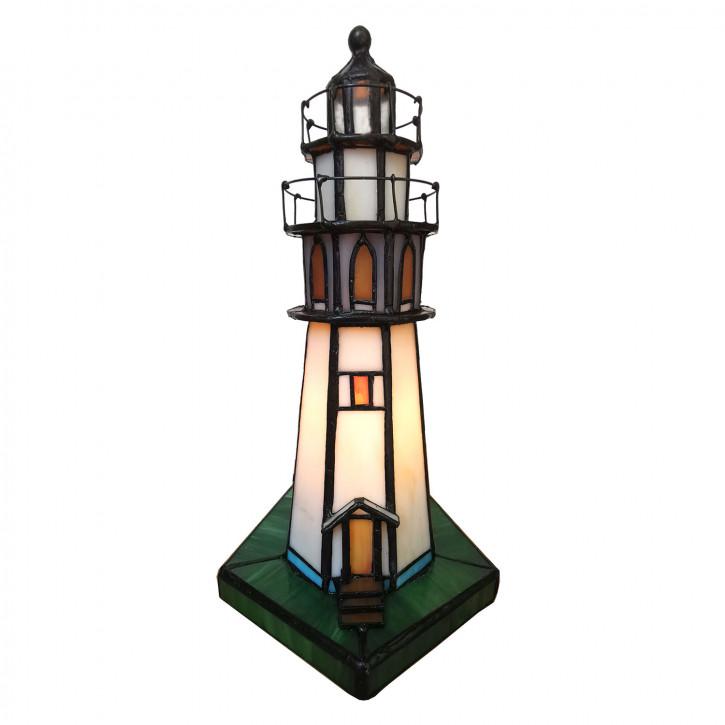 Tischlampe Tiffany 11x11x25 cm E14/max 1x25W