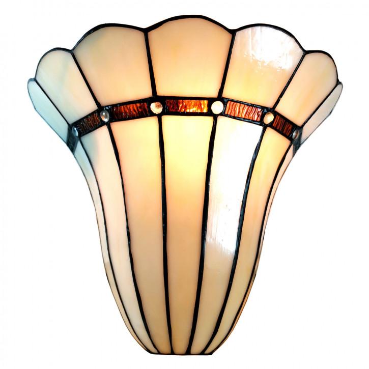 Wandlampe Tiffany 28x18x33 cm E27/max 1x60W