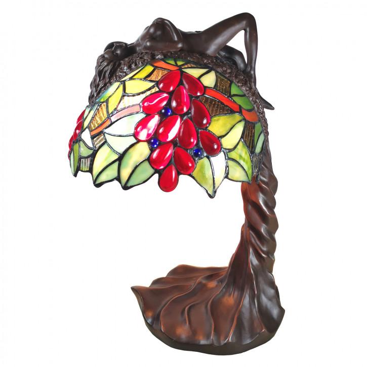 Tischlampe Tiffany 28x18x56 cm E27/max 1x60W